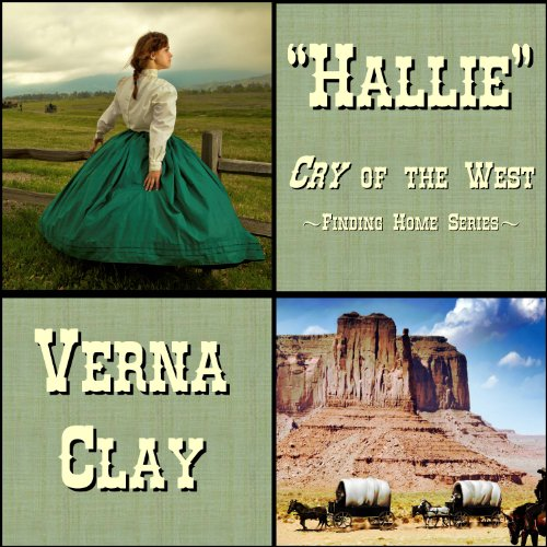 Cry of the West: Hallie cover art