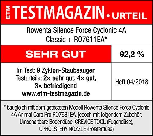 Rowenta Silence Force Cyclonic Classic RO7611EA