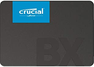 Crucial BX500 240GB 3D NAND SATA 2.5-Inch Internal SSD, up to 540MB/s - CT240BX500SSD1