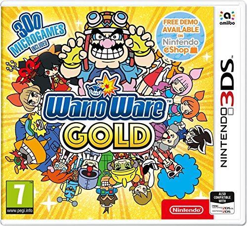Warioware Gold - Nintendo 3DS [Importación inglesa]