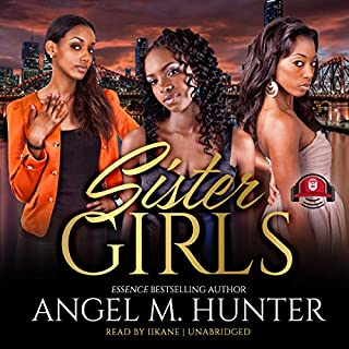 Sister Girls audiobook cover art