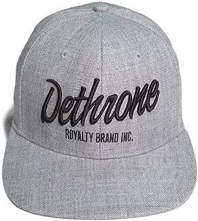 Dethrone Men's Brand Inc. Snapback