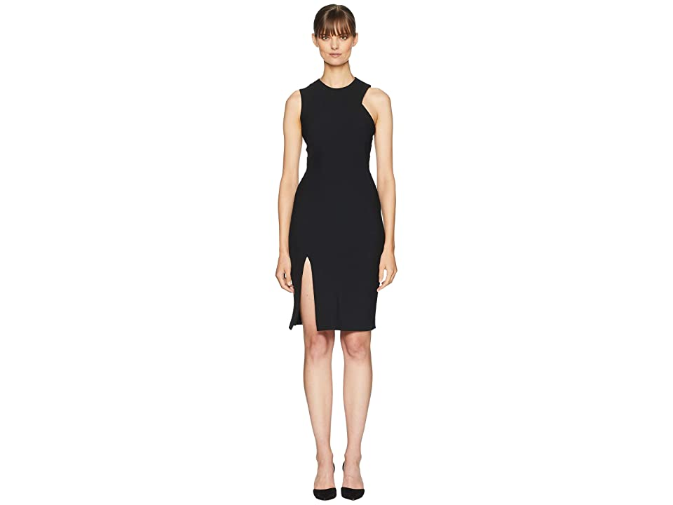 Versace Collection Woven Dress (Black) Women