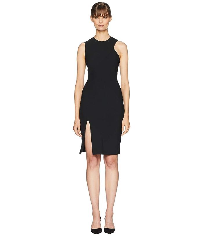 Versace Collection Woven Dress (Black) Women