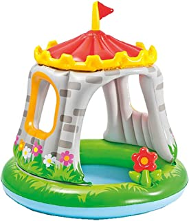Intex 57122NP - Piscina hinchable castillo & flor 122 x