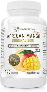 Progress Labs African Mango Forte Original 20:1 600mg 20:1