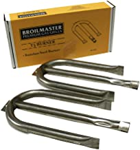 product image for Broilmaster Stainless Steel U- Tube Burner Kit (Set of Two)