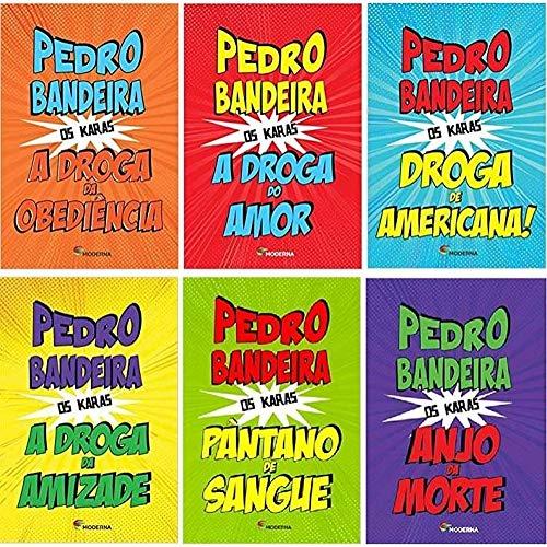 Kit Pedro Bandeira - Os Karas (coleção Completa)