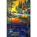 SUNSOUT INC Garden Hideaway 1000pc Jigsaw Puzzle by Jim Hansel