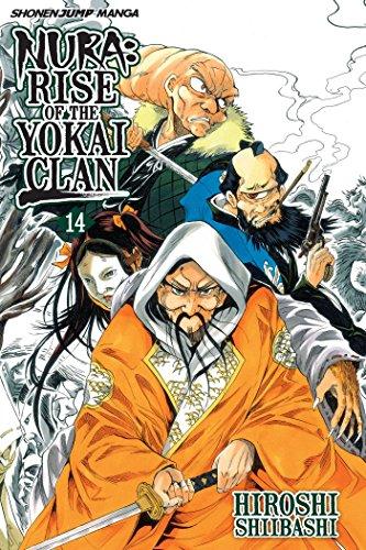 Nura: Rise of the Yokai Clan, Vol. 14 (14)