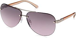 Seafolly Women's Caribbean SEA1412532 Aviator Sunglasses,Gold Rose,62 mm