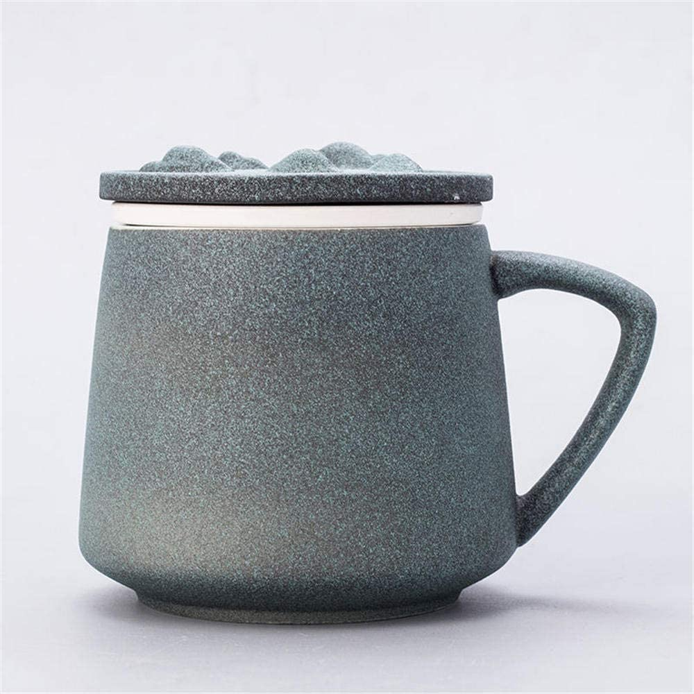 Mug With Lid Tea Water Direct stock discount Separation And Meeting Cup Women Selling and selling Men Offi