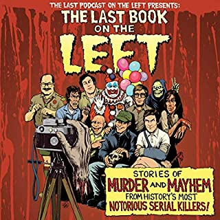 The Last Book on the Left cover art