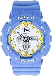 CASIO Ladies Watches BABY-G BA-120-2B