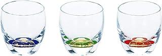 東洋佐々木ガラス 冷酒グラス セット 招福杯 富士見松竹梅 杯3種揃え 日本製 100ml G086-T238
