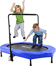 Best single trampoline with net Reviews