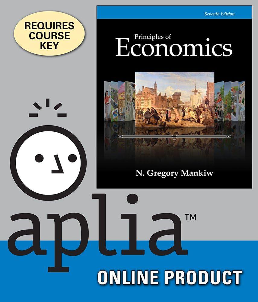 Aplia for Mankiw's cheap Daily bargain sale Principles Edition of 7th Economics
