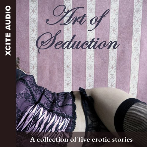 Art of Seduction audiobook cover art