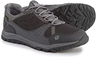 Jack Wolfskin Women's Activate Texapore Low Profile Trail Running Waterproof Shoes