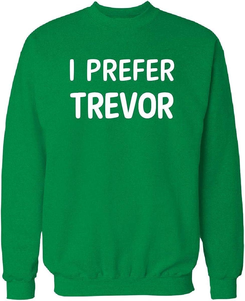 Urban Collection I Prefer Ranking TOP15 Trevor Irish_Green Animer and price revision Name 5XL Sweatshirt