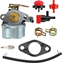 640084B Carburetor for Tecumseh 5HP MTD 632107A 632107 640084 640084A for Toro 521 Snow Blower HSSK40 HSSK50 HS50 LH195SA ...