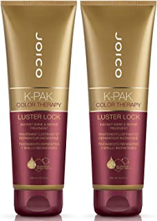 Joico K-PAK Color Therapy Luster Lock Instant Shine & Repair Treatment, 2 ct.