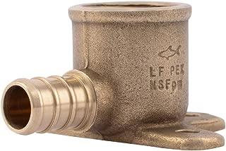 SharkBite UC334LFA 90 Degree Drop Ear Elbow, 1/2 Inch x 1/2 Inch