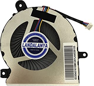 Landalanya Replacement New GPU Cooling Fan for MSI GF65 Thin GF65 Thin 9SD-004 GF65 Thin 9SEXR-250 GF65 Thin 9SD-252 GF65 ...