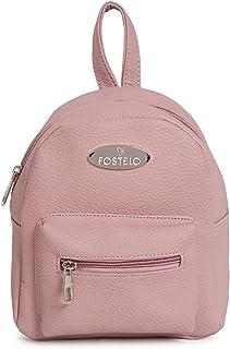 Fostelo Women's Vega Backpack (Light Pink)