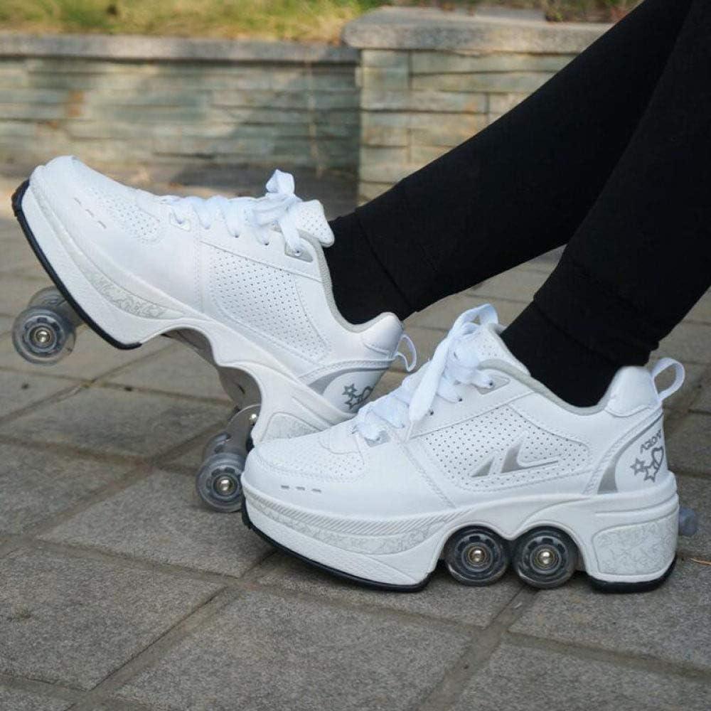 UGUHU Wheel Shoes Roller Skate Shoes