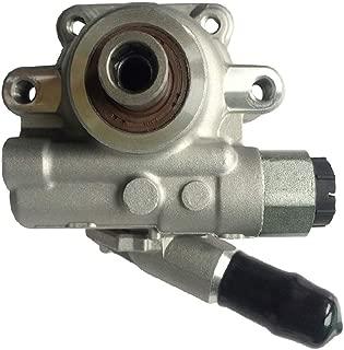 BRTEC 21-5448 Power Steering Pump for 2004-2009 Cadillac SRX 3.6L V6 3.6 Cadillac SRX 2004 2005 2006 2007 2008 2009, Hydraulic Power Assist Pump