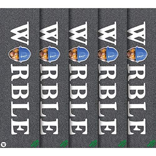 Mob Grip The Worble Skateboard-Griffband, Mehrfarbig, 23,9 x 104 cm (L x B)
