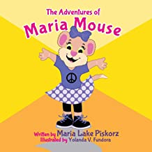 The Adventures Of Maria Mouse