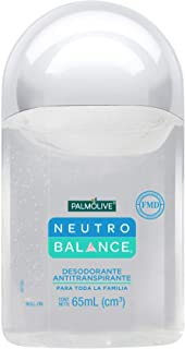 Palmolive Neutro Balance Antitranspirante en Roll On para Dama, 65 ml