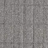 Mantel Steppstoff Woll Mix Melange – grau/weiss —