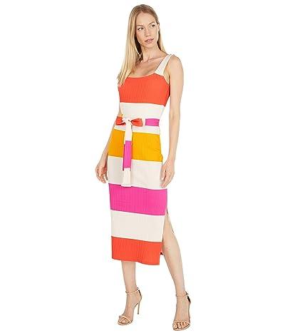 Ted Baker Plumo Rib Jersey Vest Dress