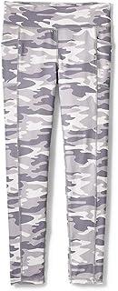 Sponsored Ad - Eddie Bauer Girls Leggings - Stretch Yoga Pants, Phone Pocket