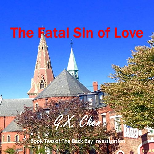 The Fatal Sin of Love audiobook cover art