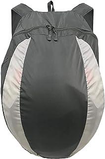 Rethyrel - Bolsa portátil para casco de baloncesto, bolsa de zapatos, 28 L, mochila para motocicleta, para casco de equitación al aire libre, fitness, baloncesto, bolsa de deporte de nailon portátil