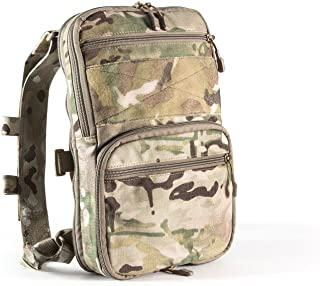 Haley Strategic Partners D3 FlatPack Assault Pack Backpack with Straps