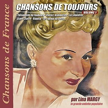 """Chansons de toujours, Vol. 1 (Collection """"Chansons de France"""")"""
