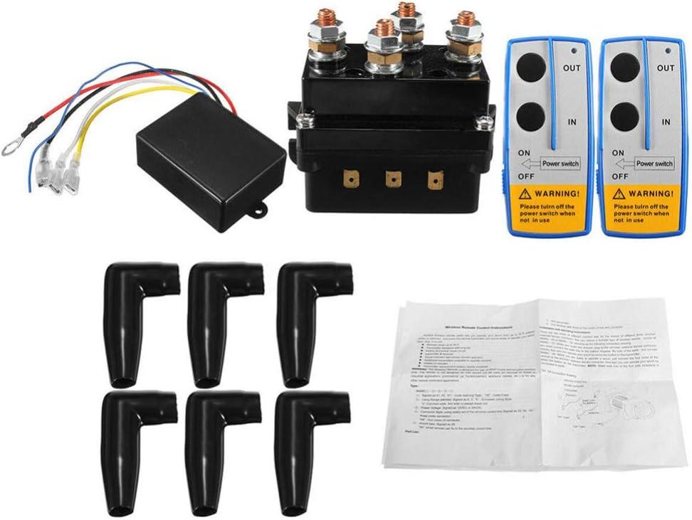 Garneck Wireless Winch Remote Kit Genuine Special sale item Control Contactor