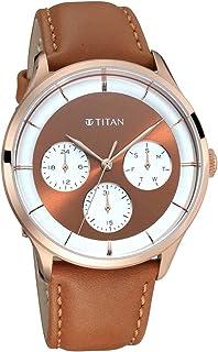 Titan Watches for Men (T90125WL02)