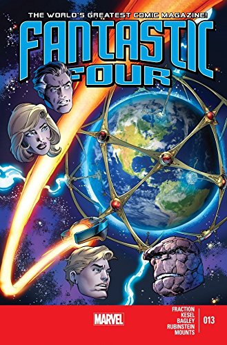 Fantastic Four (2012-2014) #13 (English Edition)
