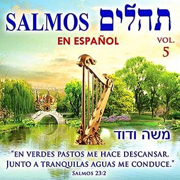 Tehilim Salmos en Español, Vol. 5