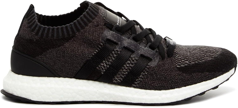 Adidas Mens Originals EQT Support Ultra Primeknit Trainers in Black