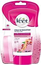 Veet Hair Removal In-Shower Cream Normal Skin 150ml