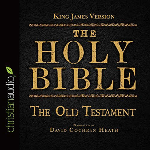 The Holy Bible in Audio - King James Version: The Old Testament audiobook cover art