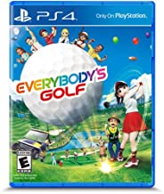 Everybody's Golf – PlayStation 4