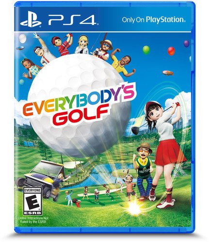Everybody's Golf PS4 [